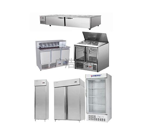 不銹鋼冰箱