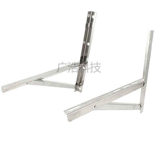 深圳鈑金空調掛式吊架
