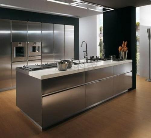 定制不銹鋼廚櫃